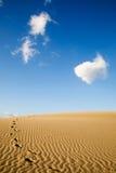 Maspalomas sand dunes Stock Photo