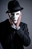 Masqué Images libres de droits