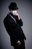 Masqué Image stock