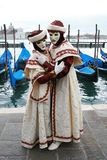 Masque - carnaval - Venise Photographie stock