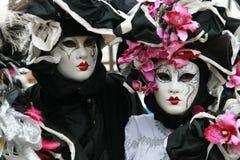 Masque - carnaval - Venise Images libres de droits