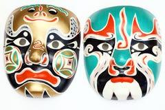 Masque chinois Photographie stock libre de droits