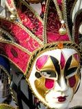 Masque coloré de carnaval photo stock