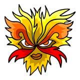 Masque créateur illustration libre de droits