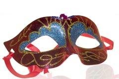 Masque décoré Photographie stock libre de droits
