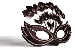 Masque décoré Image libre de droits