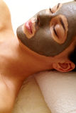Masque d'épuration Photographie stock libre de droits