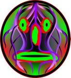 Masque d'imagination Photos libres de droits