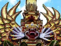 Masque de bhoma Images libres de droits