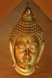 Masque de Bouddha Photos libres de droits
