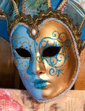 Masque de carnaval Photo libre de droits