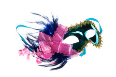 Masque de carnaval Photo libre de droits