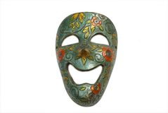 Masque de carnaval Photographie stock