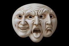 Masque de carnaval Images libres de droits