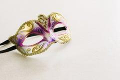 Masque de carnaval Images stock