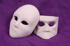 Masque de carnaval de Venise images libres de droits