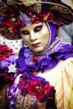 Masque de carnaval de Venise images stock