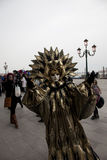 Masque de carnaval de Venise Photo libre de droits