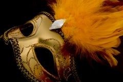 masque de carnaval vénitien Image stock