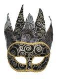 masque de carnaval vénitien Photo stock