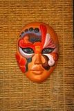 Masque de Ceremic Image libre de droits
