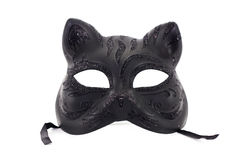 Masque de chat image stock