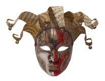 Masque de Columbine photos stock