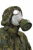Masque de gaz Image stock