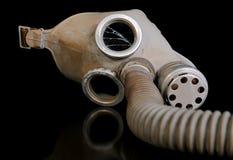 Masque de gaz. Image libre de droits