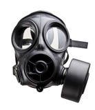 Masque de gaz Images libres de droits