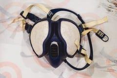 Masque de la protection pour des artistes de graffiti photos stock