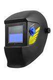 Masque de obscurcissement automatique de soudure Image libre de droits