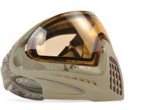 Masque de Paintball images libres de droits