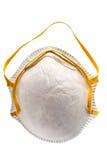 Masque de poussière photographie stock libre de droits