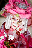 Masque de Rose Images stock