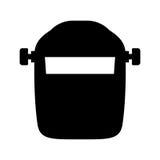 Masque de soudure illustration de vecteur