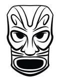 Masque de totem Photographie stock