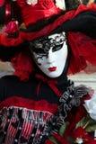 Masque de veneice Photo libre de droits