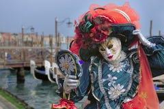 Masque de Venise Image libre de droits