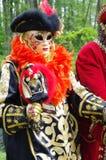Masque de Venise. Image stock