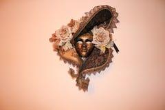 Masque de Venise Photo libre de droits