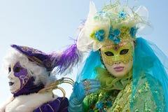Masque de Venise, carnaval. Photo stock