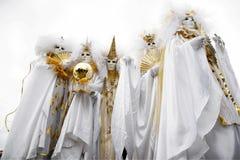 Masque de Venise, carnaval. Photo libre de droits