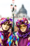 Masque de Venise, carnaval. Photos libres de droits
