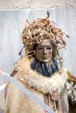 Masque de Venise, carnaval. Photographie stock