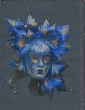 Masque de Venitian photos libres de droits