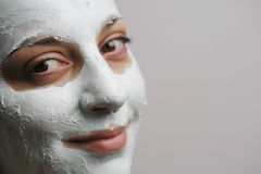 Masque facial photo libre de droits