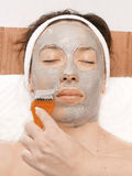 Masque facial Images stock