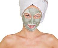 Masque facial Photos stock