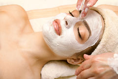 Masque facial images libres de droits